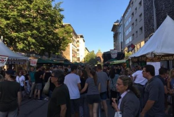 Mannheim feiert das Stadtfest vom 26. bis 28. Mai
