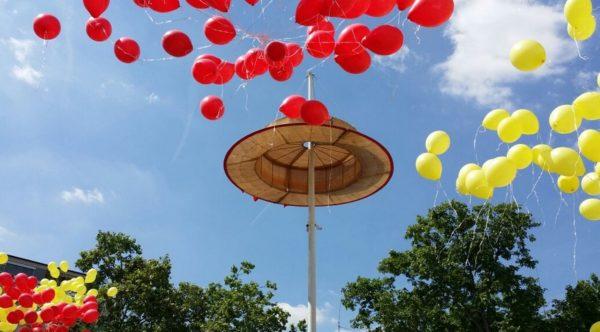 Frankenthal – Frankenthaler/innen feiern am zweiten Strohhutfesttag erneut friedlich