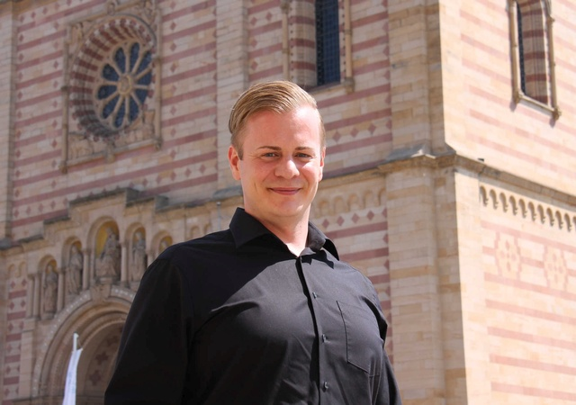 Mediadesigner Thomas Gerdon - Bild: Bistum Speyer