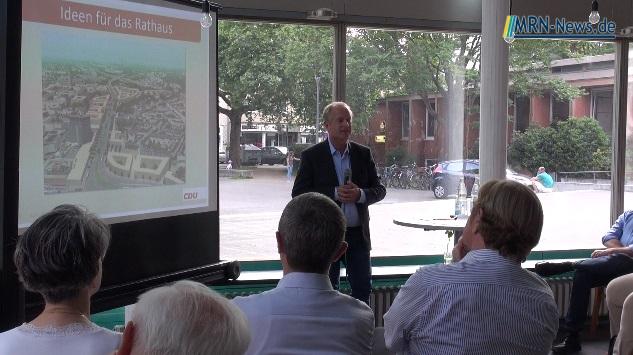 Ludwigshafen – Quo vadis Rathaus? Dr. Uebel plädiert für Sanierung –  Abriss ein Thema (VIDEO)
