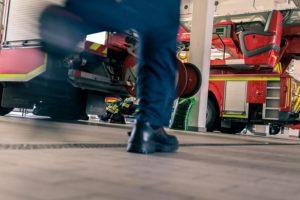 Schwetzingen – 50.000 Euro Schaden bei Dachstuhlbrand