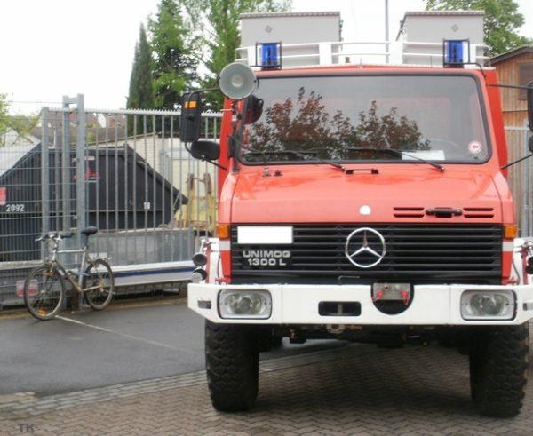 Mannheim – Fiat geht auf A 656 in Flammen auf!