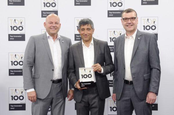 Eberbach – Auszeichnung beim 4. Deutschen Mittelstands-Summit – GELITA AG in den Kreis der TOP 100 innovativsten Unternehmen gewählt