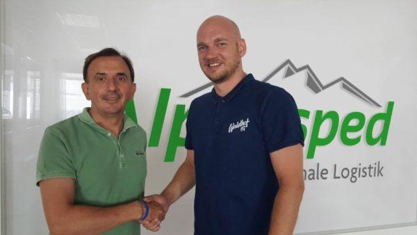Mannheim – Alpensped GmbH bleibt dem SVW treu