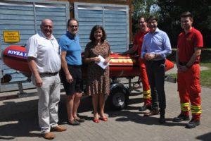 Landau – Meilenstein für die Familie der Rettungsorganisationen in der Südpfalz: DLRG Ortsgruppe Landau wirkt künftig im Katastrophenschutz mit