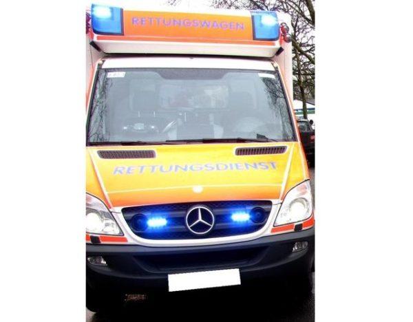 Ilvesheim – Ford-Fahrer missachtet Vorfahrt von 23-Jähriger Radfahrerin und verletzt sie schwer