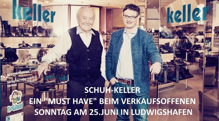Schuh-keller Verkaufsoffener Sonntag 2017