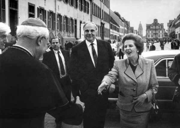 Speyer – Rückblick auf Bundeskanzler a.D. Helmut Kohl