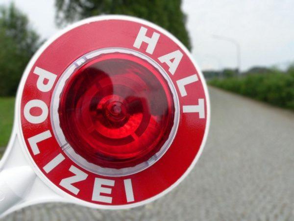 Birkenheide – Verfolgungsfahrt  über A65 durch Ellerstadt und Birkenheide