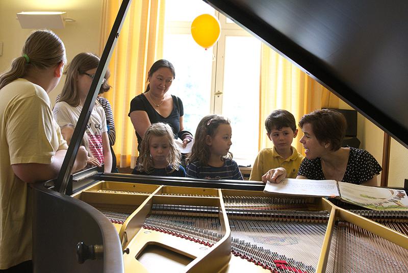 Am 2. Juli in der Musik- und Singschule: Tag der offenen Türen