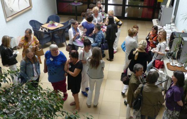Lambrecht – Frauenkongress zur beruflichen Weiterbildung Workshops u. Netzwerken in der Pfalzakademie Lambrecht