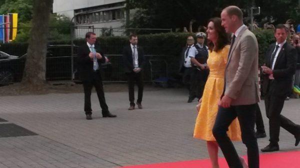 "Heidelberg – ""Welcome William and Kate!"" Royaler Besuch in Heidelberg"