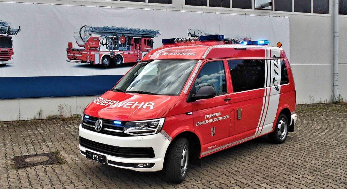 B - Feuerwehr ED-NE - Neues Einsatzfahrzeug - Bild FWEN