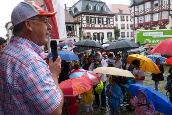 Heppenheim – Ferienspielkinder starten eine Reise durch die Zeit
