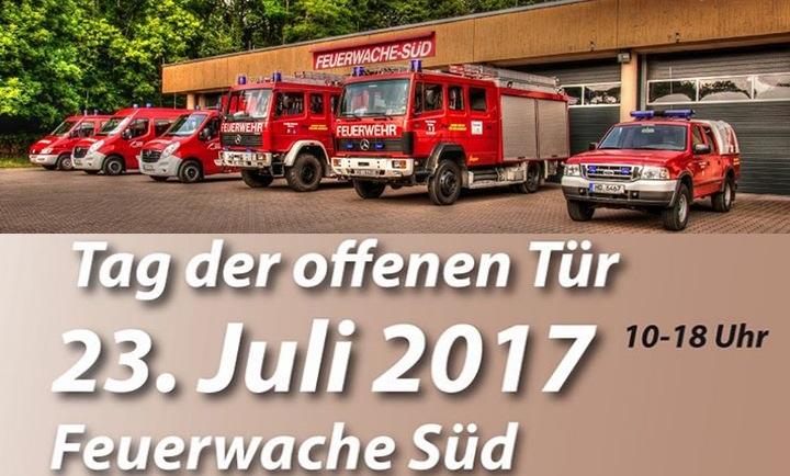 Feuerwehr Tag der offenen Tür 23_07_2017