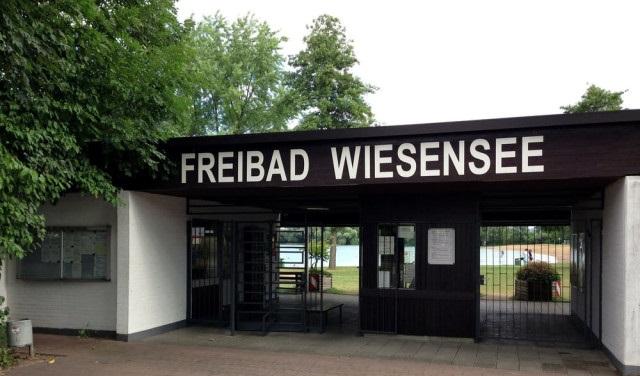 Freibad Hemsbacher Wiesensee