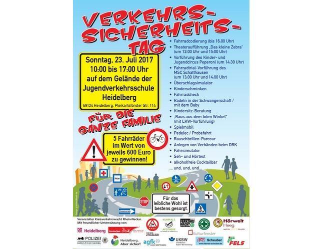 Heidelberg_Verkehrssicherheitstag_2017_Plakat