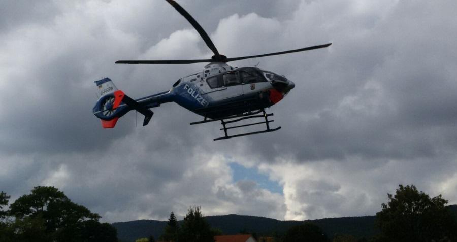 Hubschrauber Neustadt