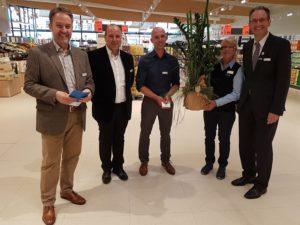 Brühl – Lidl – Eröffnung mit großer Resonanz