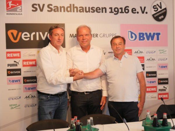 Sandhausen – Strategische Neuausrichtung beim SV Sandhausen – Volker Piegsa wird neuer Kaufmännischer Geschäftsführer – Geschäftsführung auf mehrere starke Schultern verteilen