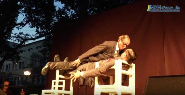 """Ludwigshafen – Innenstadt wird zur """"Theaterbühne"""" – 18. Internationales Straßentheaterfestival"""