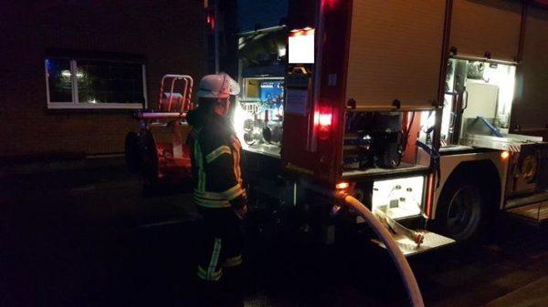 Weinheim – Verpuffung an Ethanol-Ofen verursacht Zimmerbrand