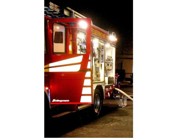Walldürn – Feuerwehr muß drei brennende PKW löschen