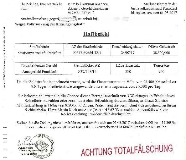 pol-pdnw-bad-duerkheim-betrueger-stellen-falschen-haftbefehl-zu_cr