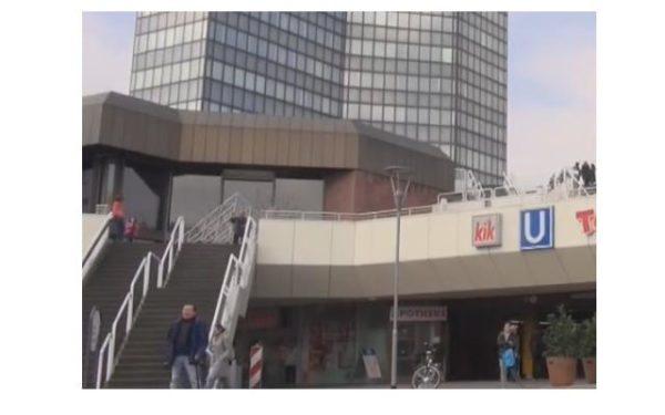 Ludwigshafen – Mann mit Spielzeugpistole sorgt im Rathauscenter für Aufsehen
