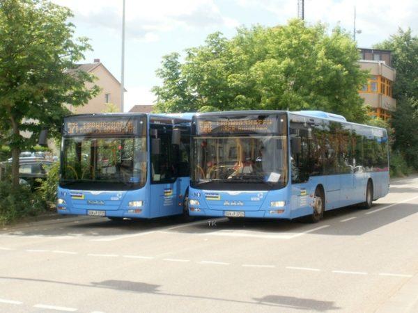 Dannstadt-Schauernheim – Busumleitungen wegen Mittelalter- und Bauernmarkt