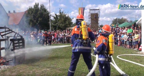 Rhein-Pfalz-Kreis – Video zum Feuerwehrfest in Mutterstadt – Hohe Besucherzahl