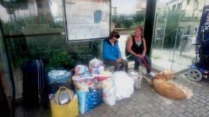 Ludwigshafen – Dorf in Sorge um beratungsresistente Frau