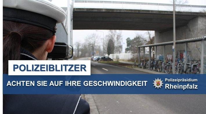 geschwindigkeitskontrollen polizei