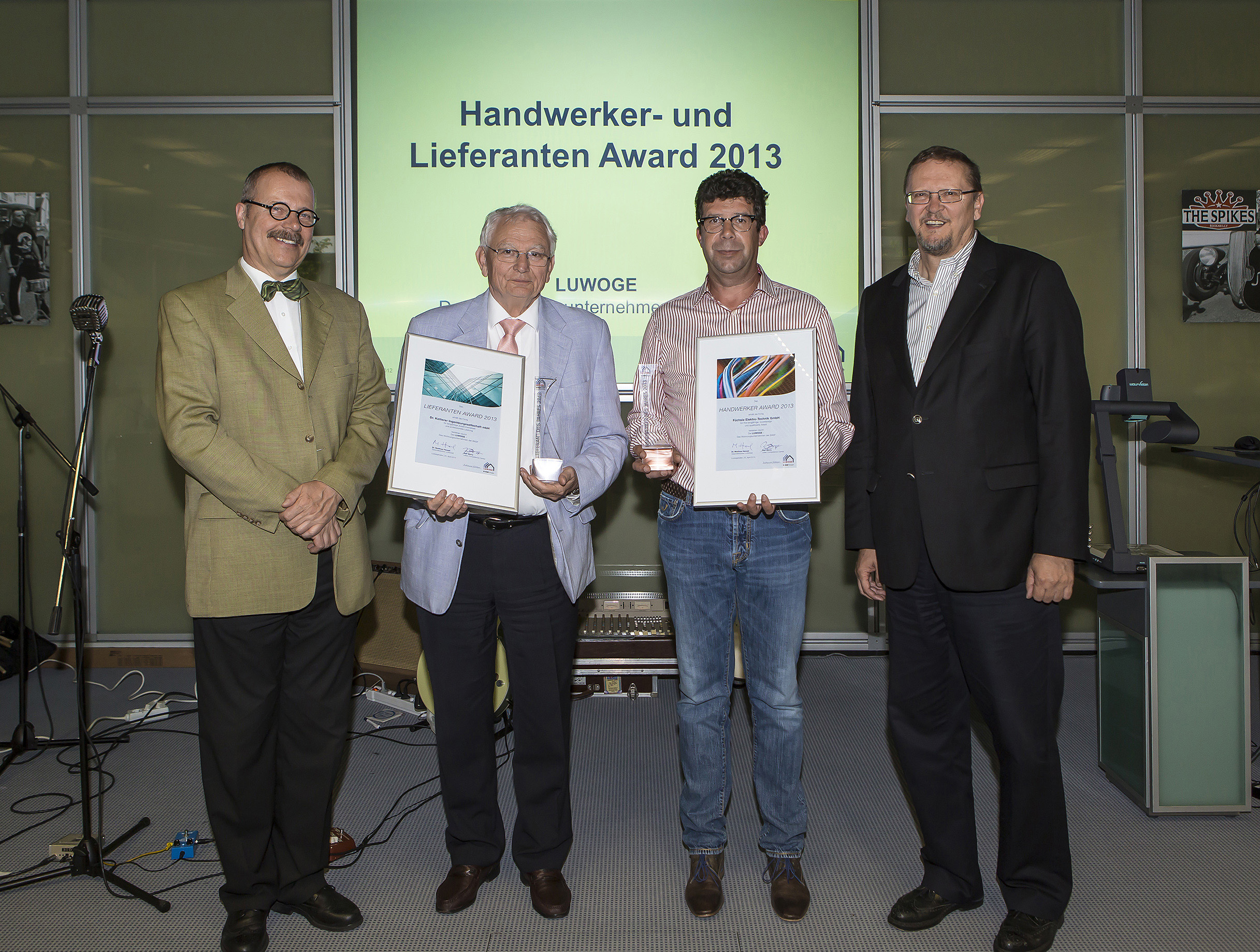 Ludwigshafen luwoge verleiht award an ingenieurb ro dr ketterer und f chsle elektro technik - Ingenieurburo ludwigshafen ...