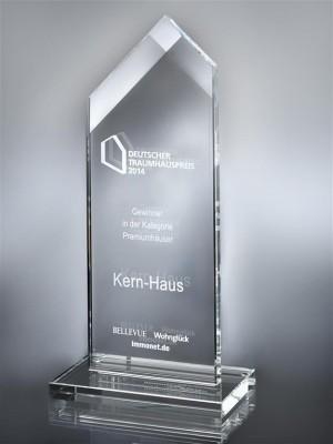 hamburg ludwigshafen kern haus ag gewinnt deutschen traumhauspreis 2014. Black Bedroom Furniture Sets. Home Design Ideas