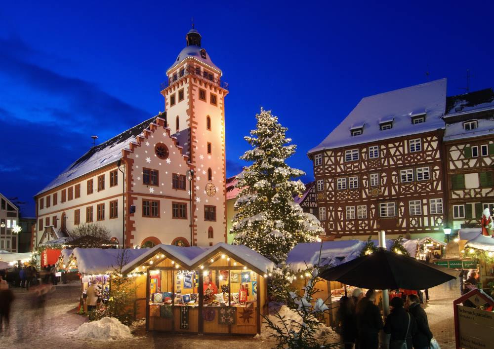 Weihnachtsmarkt Sankt Martin