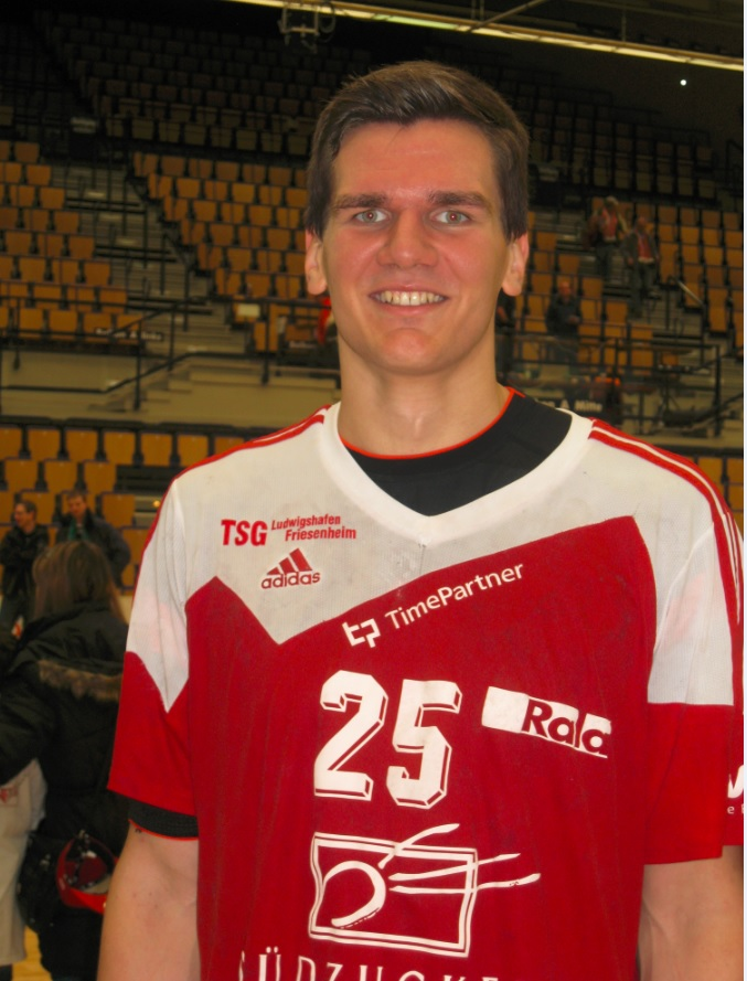 Erik Schmidt Handball
