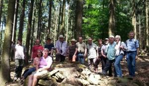 Geopark vor Ort Begleiter im Überwald