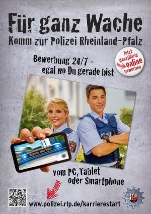 onlinebewerbung - Bewerbung Polizei Rlp