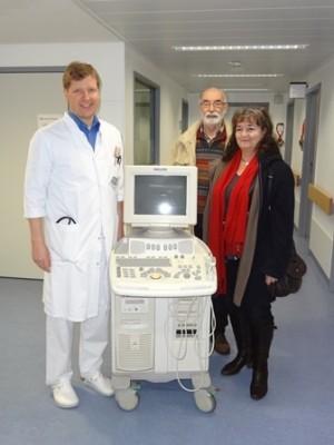 Spende Ultraschallgerät Uganda SRH Kurpfalzkrankenhaus HD_klein