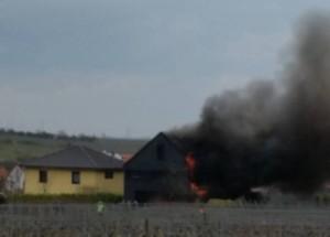 Wohnhausbrand Kleinkarlbach