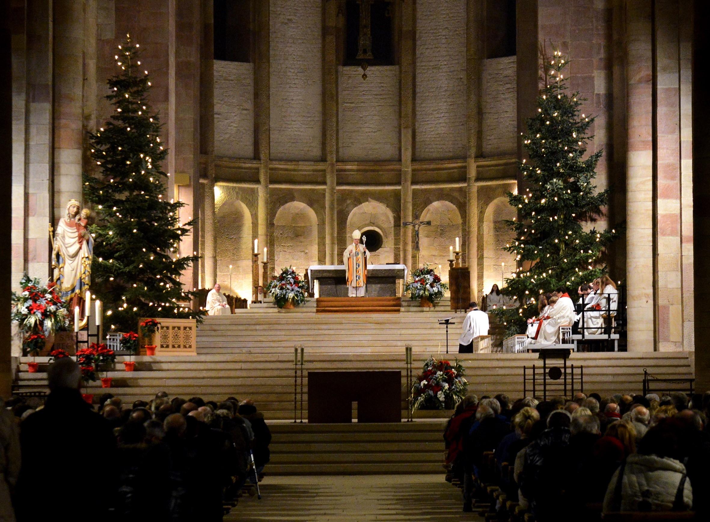"""Speyer – """"Weihnachtsbotschaft hält der tödlichen Macht des Bösen ..."""