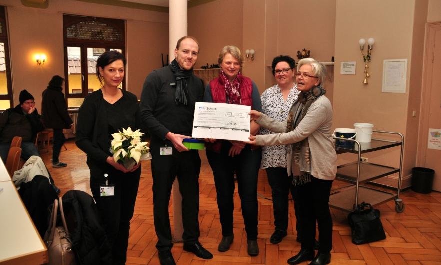 Ludwigshafen – Klinikum Ludwigshafen: Beschäftigte spenden an ...