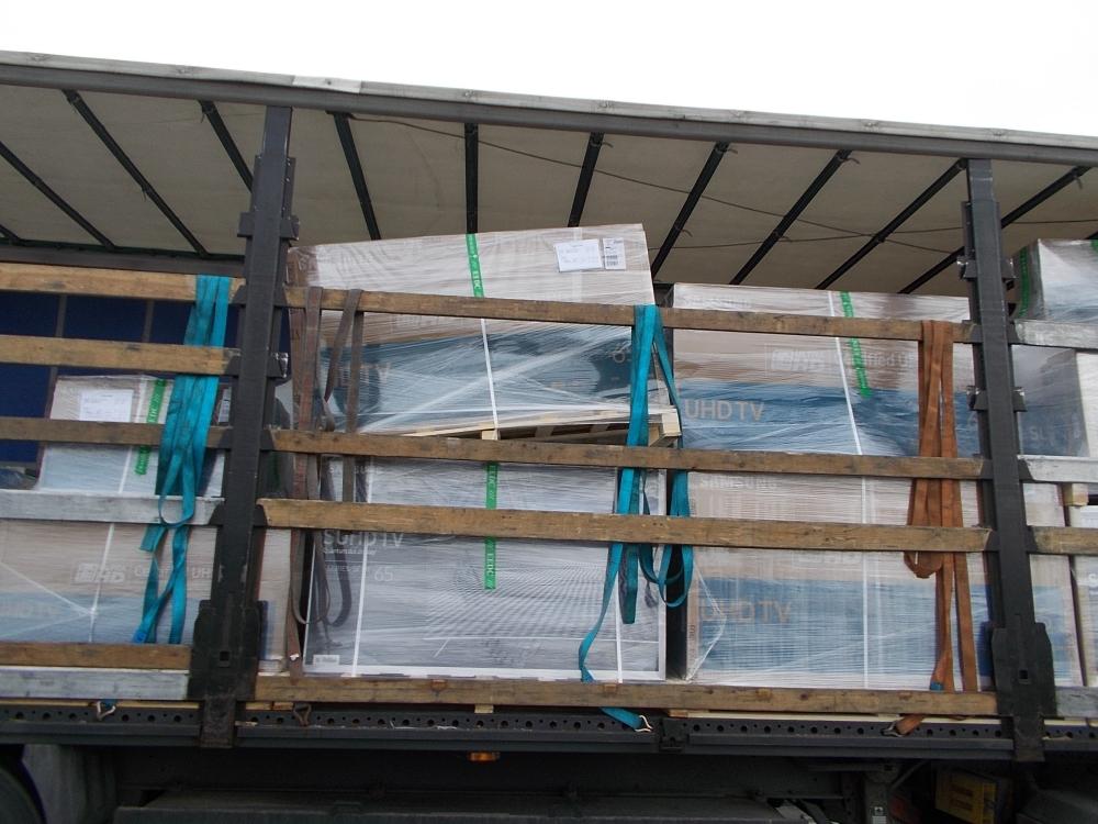 Bild Ladungssicherung