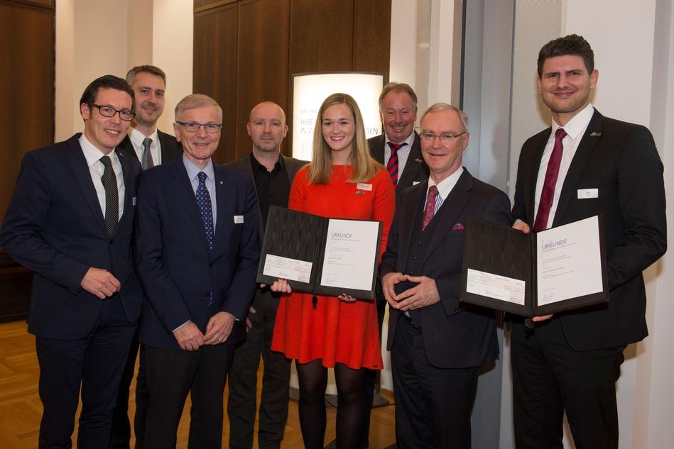 Mannheimer Erhält Hans-Messer-Preis