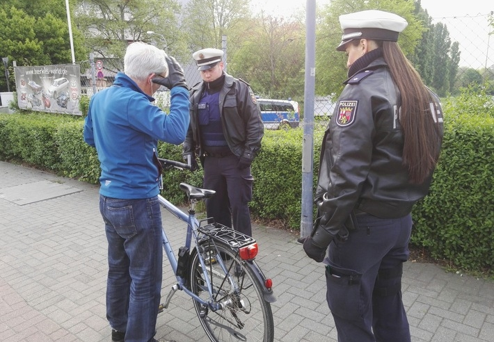 Fahrradkontrollwochenludwigsahfen