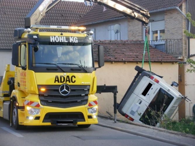 Rhein Unfall Heute
