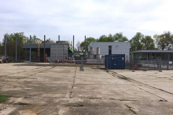 Landau – Landesamt für Geologie und Bergbau und Firma Daldrup informieren über aktuelle Situation des Landauer Geothermie-Kraftwerks