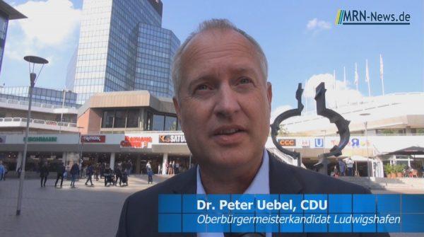 """Ludwigshafen – Dr. Uebel im Wahlkampfendspurt –  """"Null-Toleranz"""" bei innerer Sicherheit – Infrastruktur und Wirtschaftsförderung auf der Agenda"""