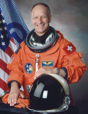 Speyer – Schweizer Astronaut Claude Nicollier besucht Raumfahrtausstellung im Technik Museum Speyer – Vortrag und Autogrammstunde